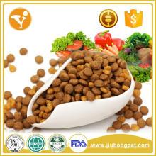 Alimento del perrito orgánico del sabor del pollo