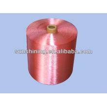 120Д/30Ф торт покрашенный viscose пряжа нити