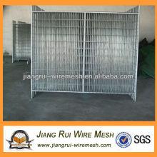 Heiß getaucht Galvanisiertes bewegliches Stahldrahtgeflechtzaun (China-Fabrik)