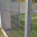 Rectangular Wire Mesh Residential Fence
