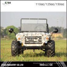 Heiße Verkaufs-späteste Qualität Blueracing 125cc gehen Kart-Verkauf