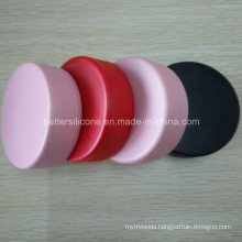 High Quality Customized Logo Silicone Ice Hockey Puck