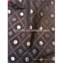 New arrival circle dot design Jacquard Curtain