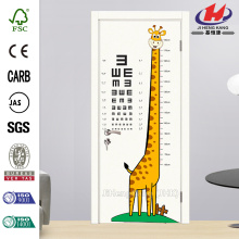MDF Flush Interior Swing Door