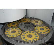 Refrigerator compressor plate valve surface grinding machine
