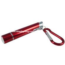 1LED брелок фонарик (FK-3015)