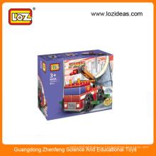 LOZ 2 в 1 игрушечном блоке автомобилей