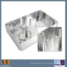 2015 peças de alumínio feitas à máquina CNC da precisão da fonte