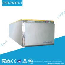 SKB-7A001-1 Réfrigérateurs de morgue mortuaires d'hôpital