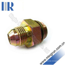 Jic Male / Metric Male End L - Series Hydraulic Adapters (1JH)