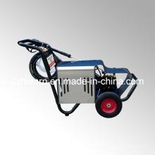 Laveuse à haute pression à moteur avec couvercle en argent (2800M)
