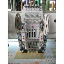 607/300 double sequin with trimmer embroidery machine low price