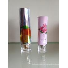 ABl flexiblen Schlauch mit Acryl-Kappe für Kosmetikverpackungen