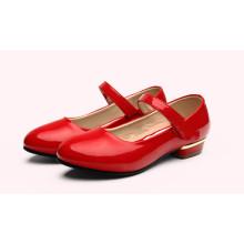 Novo Estilo Melhor Qualidade Crianças Princesa Sapatos 2016 Primavera Novo
