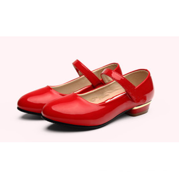 New Style Best Quality Kids Princess Shoes 2016 Spring New