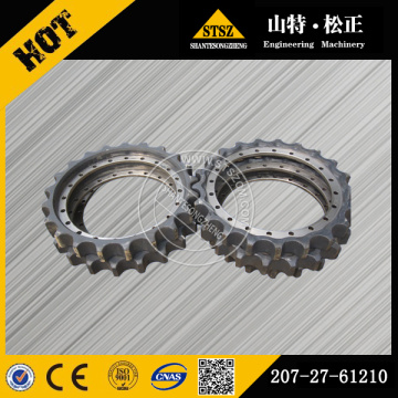 Excavadora PC400-7 Sprocket 208-27-61210
