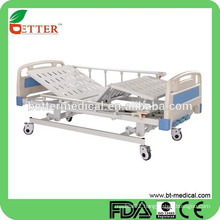 Hospital bed with ABS Bedboard custom hospital bed