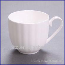 P & T royal porcelaine de haute qualité avec tasse de café design