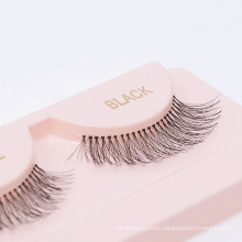 OEM service eyelash box packaging eye lashes false eyelashes