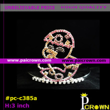 Ab yellow duck Children pageants tiaras crowns