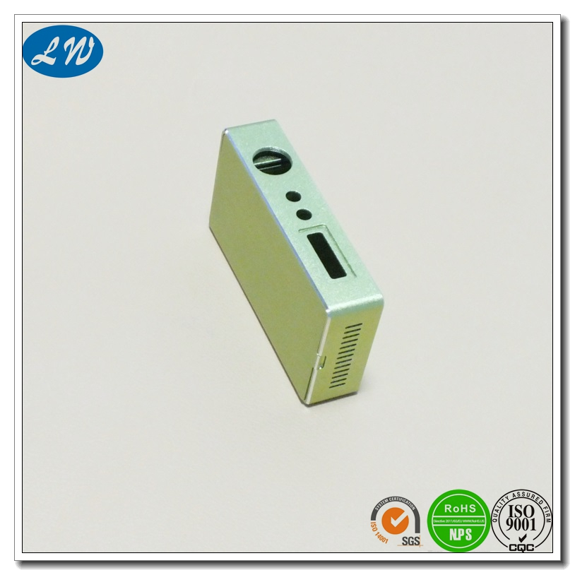MP3 Aluminum Case