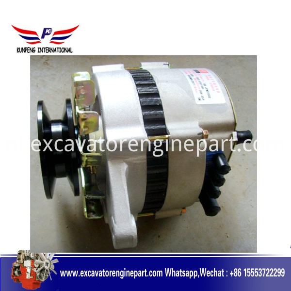 Yuchai Diesel Engine Parts Alternator Jfwz2302 397 3701100