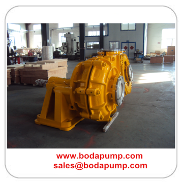 Diesel Engine Single stage Centrifugal Slurry Pump