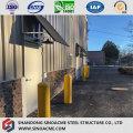 Steel Frame Movable Shed for EMS Storage