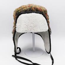Neue Winter-heiße Verkaufs-Ohr-warme Kappe (ACEW019)