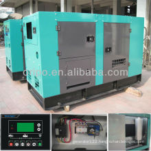 60Hz Silent 60kva generator continuous power diesel engine
