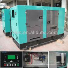 60 Гц Бесшумный генератор с непрерывной мощностью 60 кВт