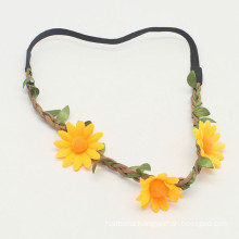 Sun Flower Crown Festival Headband (HEAD-281)