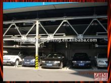 Prefabricated Cost-effective sturdy steel carports garages