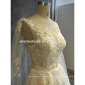 Robes de mariage pour fabricants OEM plus taille avec manches
