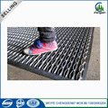 Stainless Steel Non-slip perforated floor