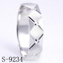 Boda de plata de ley / anillo de compromiso (S-9234)