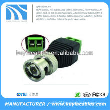 CAT5 to Coax BNC Video Balun Connector CCTV Camera