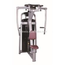 Equipamento de fitness alta peitoral máquina de ginásio Fly