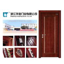 Entrada Puerta de madera MDF (LTS-314)