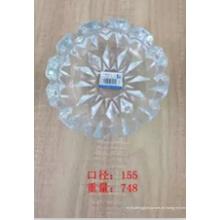 Glas Aschenbecher mit gutem Preis Kb-Hn07690