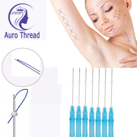Polydioxanone Absorbable Sutures Eye Thread Lift Face