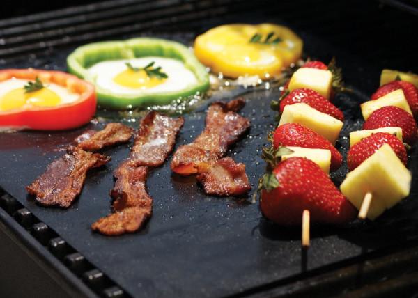 grill sheet