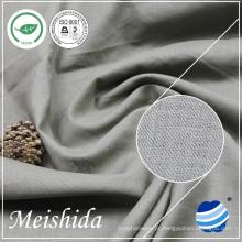 100% Pure Ramie 21 * 21/60 * 60 Tecidos de tingimento sólido Preços de tecido Preços
