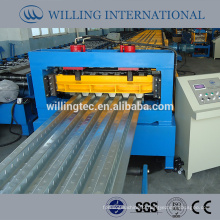 GI floor desk roll forming machine