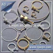 torsion spring clamp