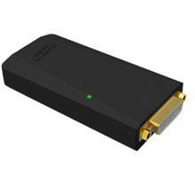 USB 2.0 auf DVI Multi-Display Adapter für mehrere Monitore bis zu 2048x1152 / 1920x1080, CE, FCC