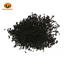 Peso neto 25 kg / bolsa de pellets de carbón activado para máscara de gas