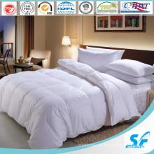 Comforter / Microfiber enchimento / Super macio edredão