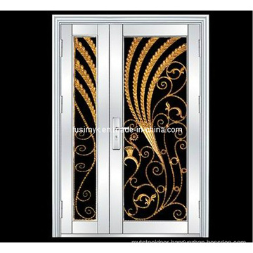 Stainless Steel Doors (FX-5019)