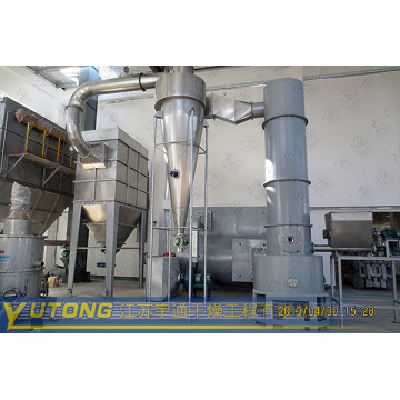 Pengering Flash Zinc Carbonate